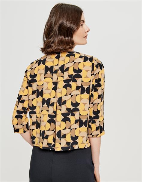 Opus blouse 222519256 in het Geel