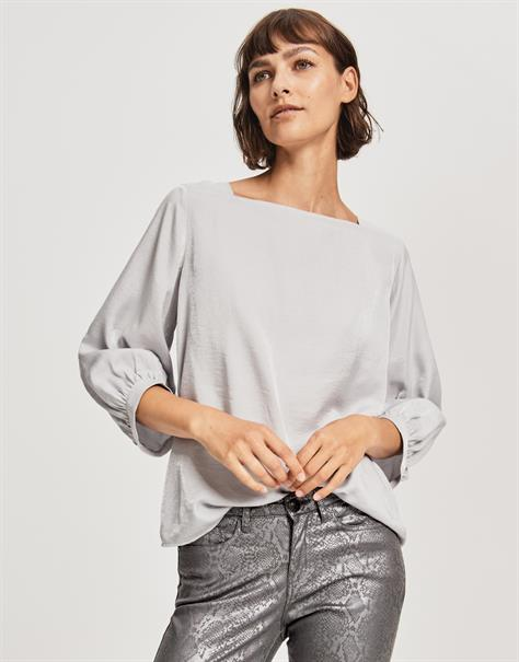 Opus blouse 229655469 in het Grijs
