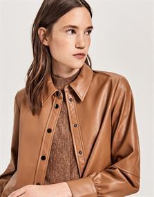 Opus blouse 241444986 in het Licht Bruin