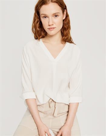Opus blouse 244799154 in het Offwhite