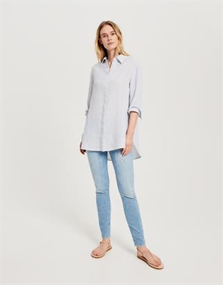 Opus blouse 244804604 in het Blauw