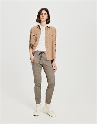 Opus blouse 246055830 in het Bruin