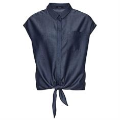 Opus blouse Falim denim SP in het Blauw