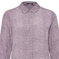 Opus blouse Fastine leo in het Lila