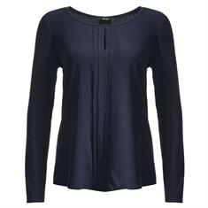 Opus blouse Fesina in het Blauw