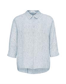 Opus blouse Frona in het Licht Blauw