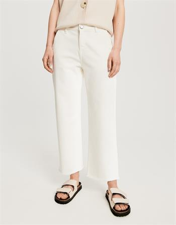 Opus jeans 245329182 in het Offwhite