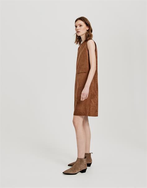 Opus jurk 241025815 in het Licht Bruin