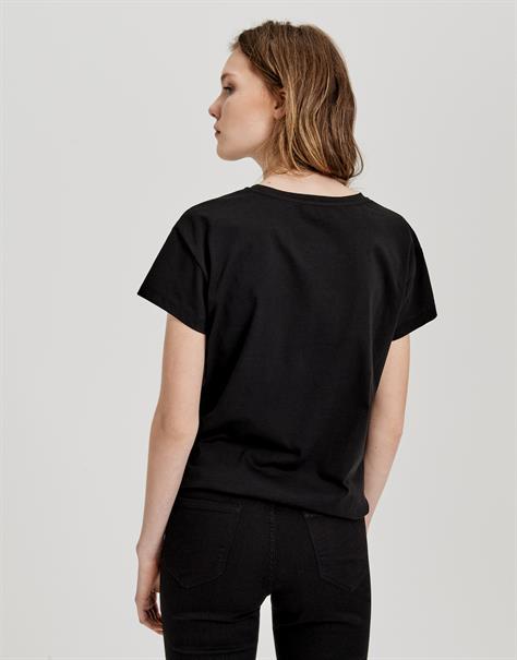 Opus t-shirts 241365851 in het Zwart