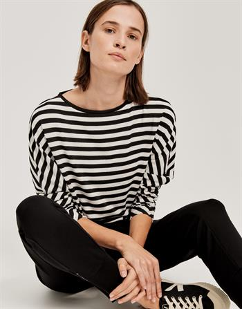 Opus t-shirts 242135248#O1010 in het Zwart