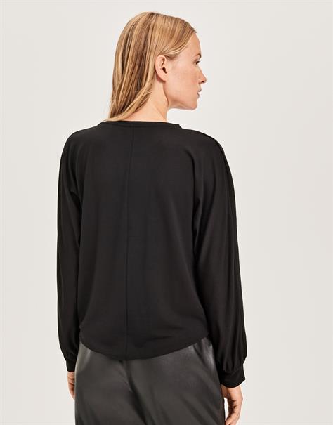 Opus t-shirts 242655596 in het Zwart