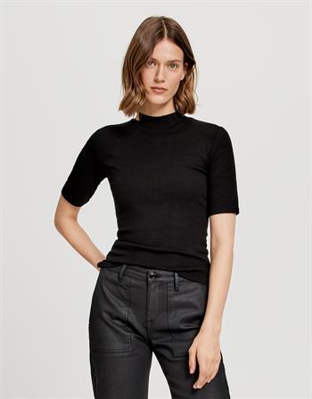 Opus t-shirts 246219270 in het Zwart