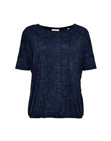 Opus t-shirts Sulki in het Blauw