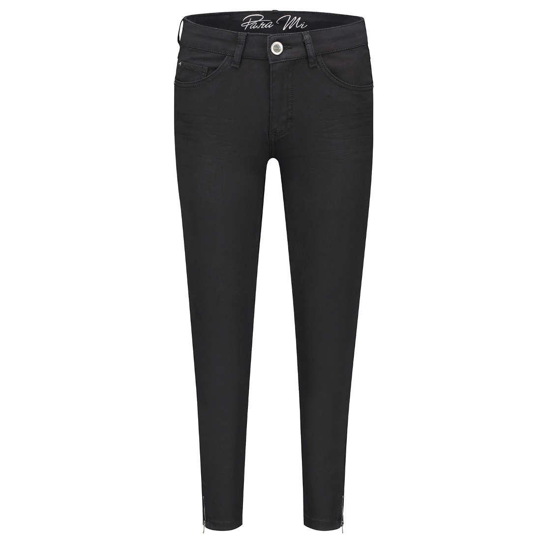 Para Mi broeken ss19212900 in het Wit/Zwart