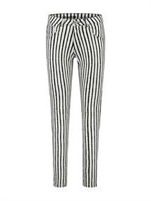 Para Mi jeans Celine celine-138001 in het Wit/Zwart