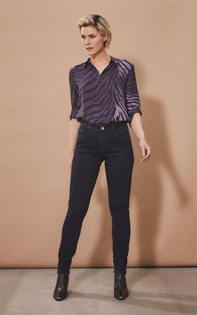 Para Mi jeans fw211.003141 in het Donker Blauw