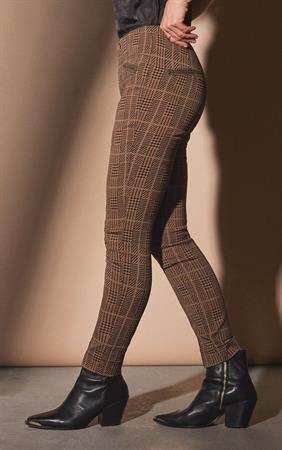 Para Mi pantalons fw211.103069 in het Camel