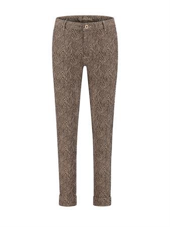 Para Mi pantalons fw211.158192 in het Beige