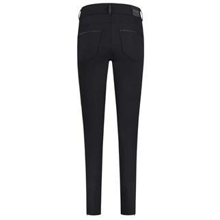 Para Mi pantalons Slim Fit fw192.060382 in het Zwart