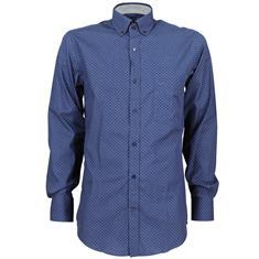 Paul & Shark overhemd i16p3258 in het Blauw