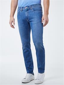 Pierre Cardin jeans 03451/000/08880 in het Zwart / Blauw