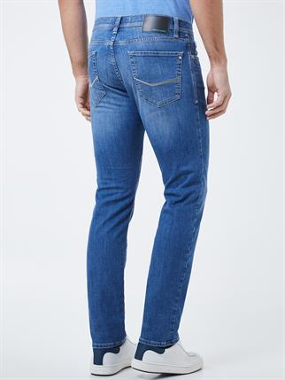Pierre Cardin jeans Lyon 03451/000/08880 in het Zwart / Blauw