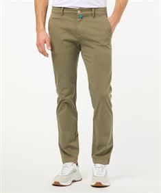 Pierre Cardin tops Chino 33757/000/02000 in het Petrol