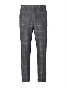Plain broeken 30483 in het Grijs