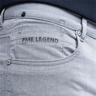 PME Legend 5-pocket PTR211610 in het Multicolor