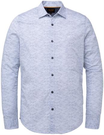 PME Legend business overhemd PSI217230 in het Wit