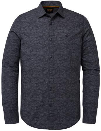PME Legend business overhemd PSI217230 in het Zwart