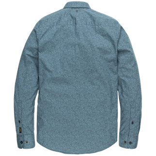 PME Legend casual overhemd psi205222 in het Blauw