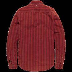 PME Legend casual overhemd PSI206209 in het Rood