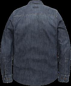 PME Legend casual overhemd psi206231 in het Indigo