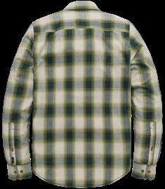 PME Legend casual overhemd PSI207205 in het Groen