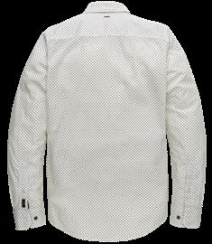 PME Legend casual overhemd PSI207217 in het Wit