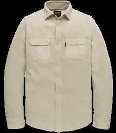 PME Legend casual overhemd PSI207237 in het Grijs