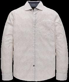 PME Legend casual overhemd PSI208220 in het Wit