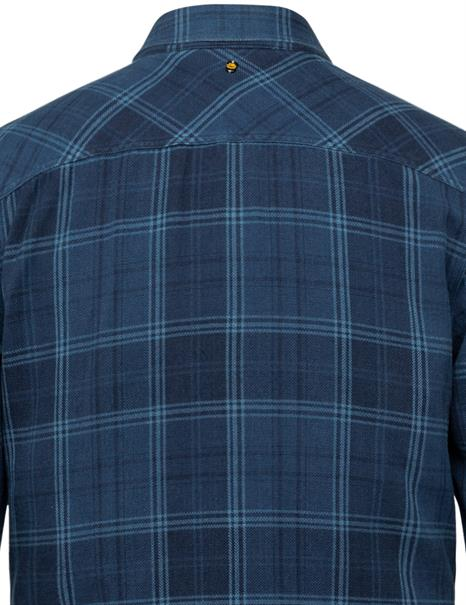 PME Legend casual overhemd PSI215206 in het Indigo