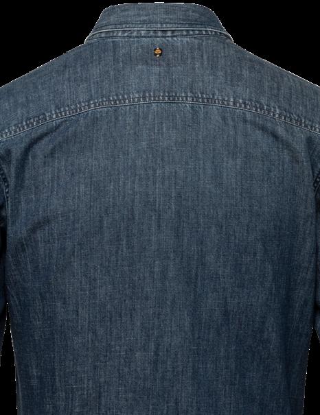 PME Legend casual overhemd PSI216227 in het Indigo