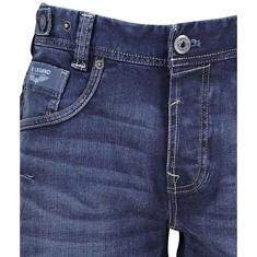 PME Legend denim short psh192655 in het Marine