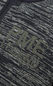 PME Legend gebreid vest pkc205350 in het Donker Blauw