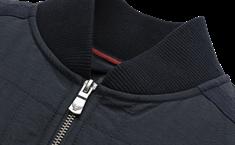 PME Legend gebreid vest psw205409 in het Donker Blauw