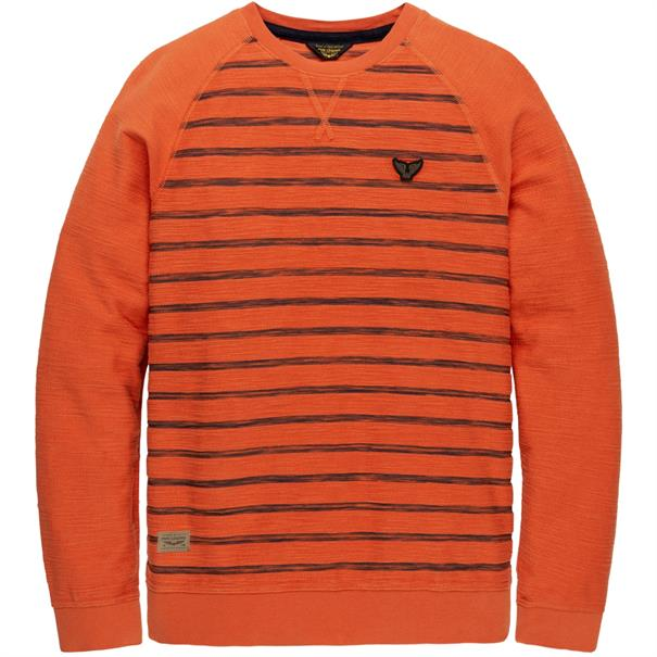 PME Legend longsleeves pls205501 in het Oranje
