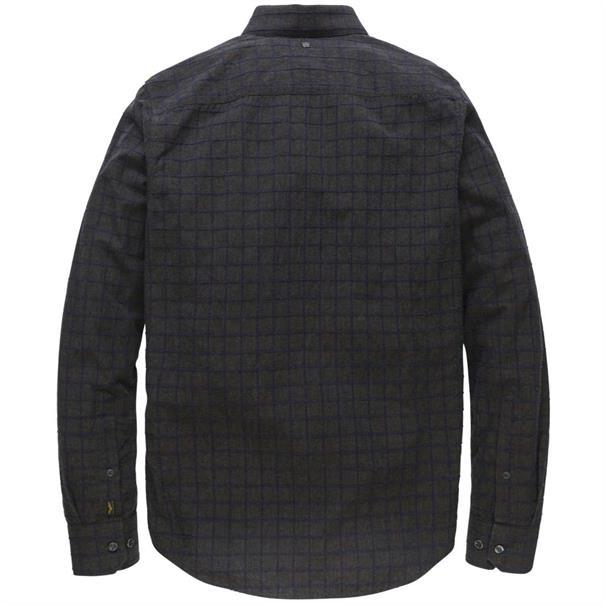 PME Legend overhemd psi186233 in het Antraciet