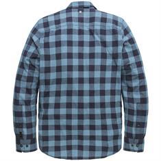 PME Legend overhemd psi191212 in het Donker Blauw