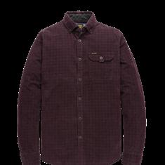 PME Legend overhemd psi196205 in het Rood