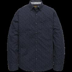 PME Legend overhemd psi197201 in het Donker Blauw