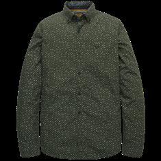 PME Legend overhemd psi197201 in het Geel