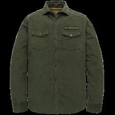 PME Legend overhemd psi197205 in het Geel